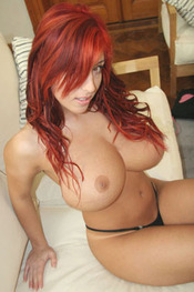 Ashley Red Bomb for Realtiy Kings