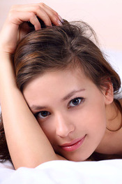 Irina J in Gentle Dreams for Erotic Beauty