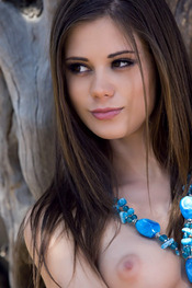 Little Caprice Blue Lace for Metart