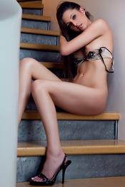 Dream Girl Erica Ellyson stripping for Digital Desire