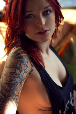 Jenez For SuicideGirls