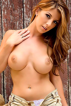 Amber Elise for PlayBoy Girls