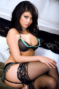 Akira Jade for Penthouse