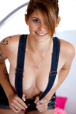 Hailey Leigh Overalls