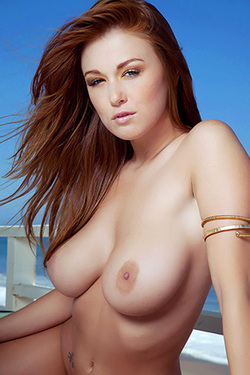 Leanna Decker For Playboy
