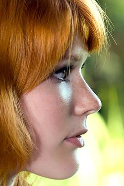 Naked Redhead Girl by Femjoy