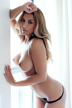 Brigitte Desiree for PlayBoy Plus