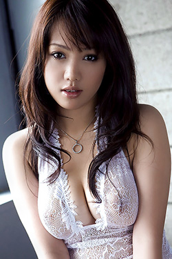 Busty Lusty Asian Babe for Idol69