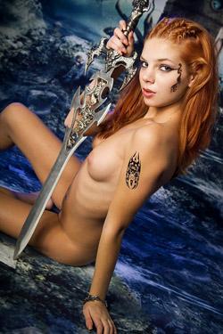 Sexy Redhead SingulGoddesses
