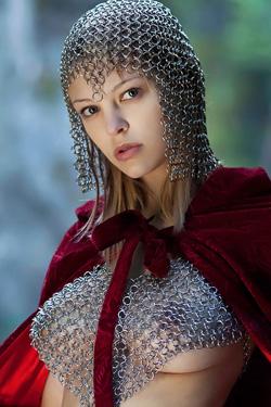 Brea Warrior Girl for Bare Maidens