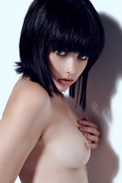 Mellisa Clarke Black Panties