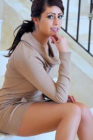 Leggy Shay looks stunning for FTV Girls