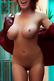 Julie At Home for Blue Nudes
