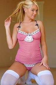 Alison Angel in Pink for FTV Girls