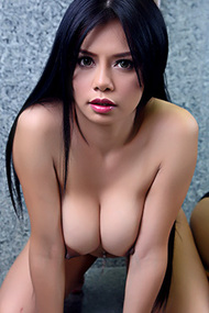 Susana New Busty Sensation for the Black Alley