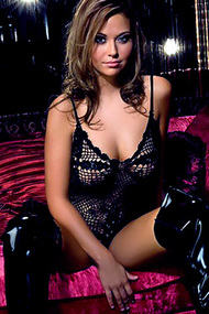 Playboy Student Anastasia Christen