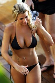 Gemma Atkinson In Bikini By Only Celebs