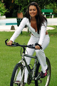 Pamela Bike Ride For Pacinos Adventure