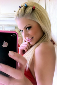 Riley Steele Self Shots