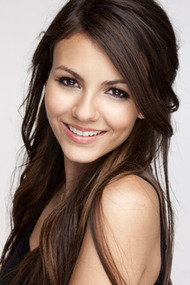 Victoria Justice for Celeb Matrix
