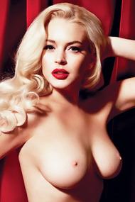 Lindsay Lohan High Quality for PlayBoy Plus