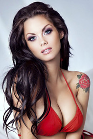 Jessica Jane Clement for Celebs Only