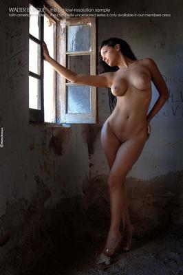 Zahyra Curiosity for Walter Bosque Art - 00