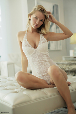 Beautiful Blonde Babe Lily Ivy Via X-Art - 02